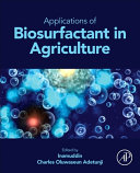 Applications of Biosurfactant in Agriculture