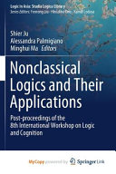 Nonclassical Logics and Their Applications