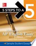 Writing the AP English Essay 2017