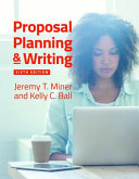 Proposal Planning   Writing