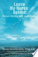 Leave No Nurse Behind Book PDF