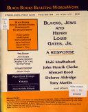 Black Books Bulletin Book