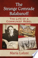 The Strange Comrade Balabanoff