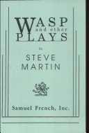 Wasp And Other Plays Book
