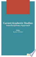 Current academic studies interdisciplinary approach