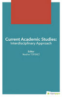 Current academic studies interdisciplinary approach