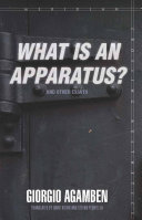 What is an Apparatus?