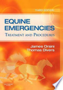Cover of Equine Emergencies