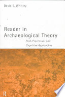 Reader In Archaeological Theory
