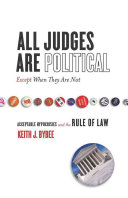 All Judges Are Political—Except When They Are Not