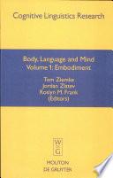 Body, Language, and Mind