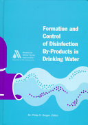 Formation and Control of Disinfection By products in Drinking Water