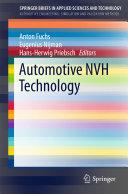 Automotive NVH Technology