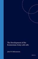 Pdf The Development of the Komnenian Army