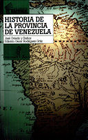 Historia de la Provincia de Venzuela