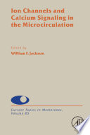 Ion Channels and Calcium Signaling in the Microcirculation Book