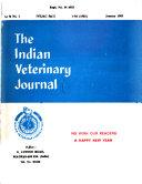 Indian Veterinary Journal Book PDF