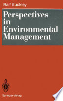 Perspectives in Environmental Management