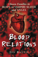Blood Relations Book