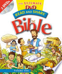 Read And Share The Ultimate Dvd Bible Storybook Volume 1