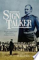 Sign Talker