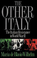 The Other Italy the Italian Resistance in World War II