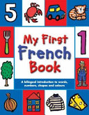 My First French Book Book