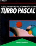 Object Oriented Programming with Turbo PASCAL