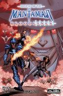 Legend of the Mantamaji: Bloodlines Book