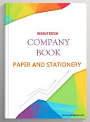 06 Company Book   PAPER AND STATIONERY