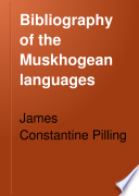 Bibliography of the Muskhogean languages
