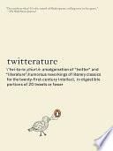 Twitterature Book PDF