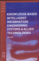 Knowledge based Intelligent Information Engineering Systems   Allied Technologies