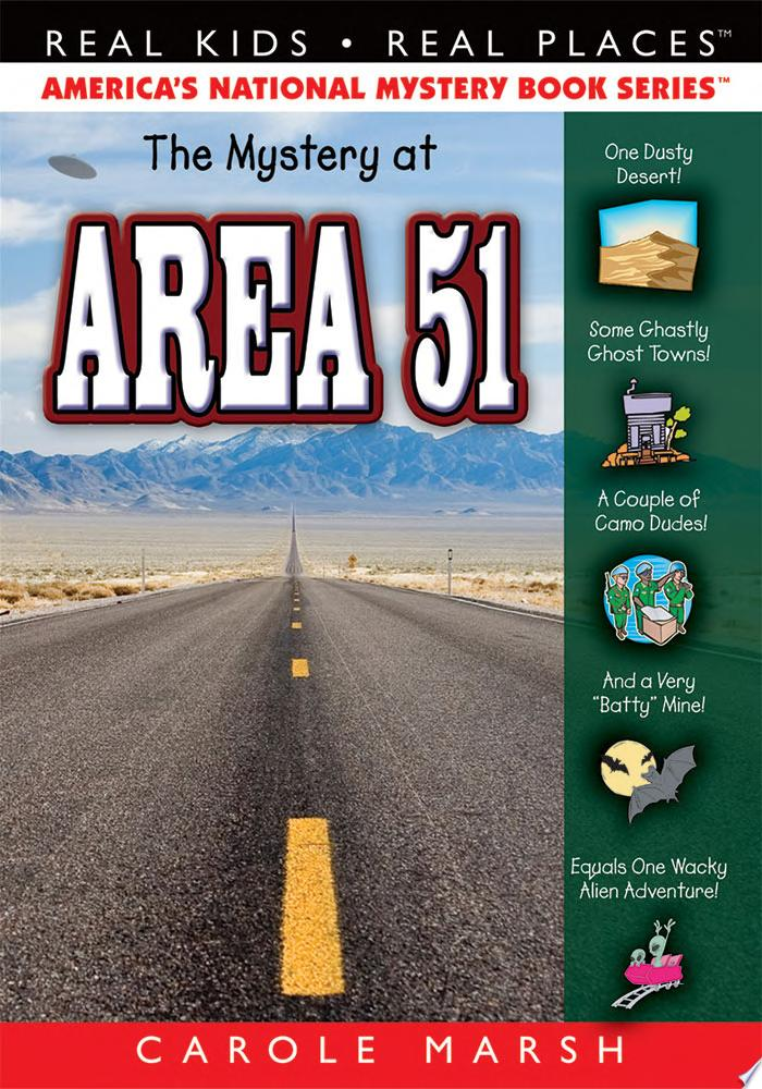 The Mystery at Area 51