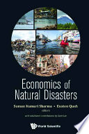 Economics Of Natural Disasters Book