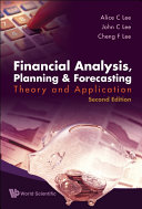 Financial Analysis  Planning and Forecasting