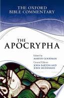 The Apocrypha Book PDF