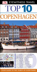 DK Eyewitness Top 10 Travel Guide: Copenhagen