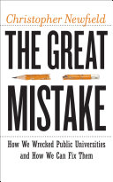 The Great Mistake Pdf