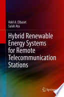 Hybrid Renewable Energy Systems for Remote Telecommunication Stations