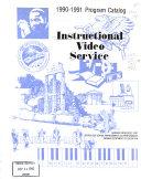 1990 1991 Program Catalog