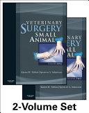 Veterinary Surgery: Small Animal - E-BOOK
