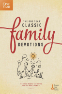 The One Year Classic Family Devotions Book