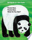 Panda Bear Panda Bear What Do You See  PDF