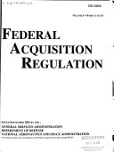 Title 48  Federal Acquisition Regulations System