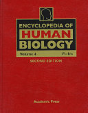 Encyclopedia of Human Biology  Fl Im