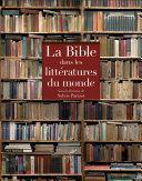 Pdf La Bible dans les littératures du monde Telecharger
