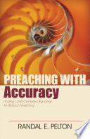 Preaching with Accuracy