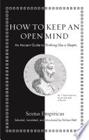How to Keep an Open Mind