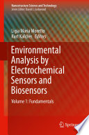 Environmental Analysis By Electrochemical Sensors And Biosensors Book PDF